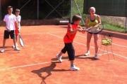 Saisonstart Tennis 18. April 2016